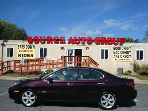 2006 Lexus ES 330 for sale at Source Auto Group in Lanham MD