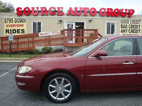 2006 Buick LaCrosse for sale at Source Auto Group in Lanham MD