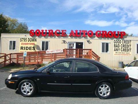 2000 Mercury Sable for sale at Source Auto Group in Lanham MD