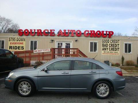 2007 Chrysler Sebring for sale at Source Auto Group in Lanham MD