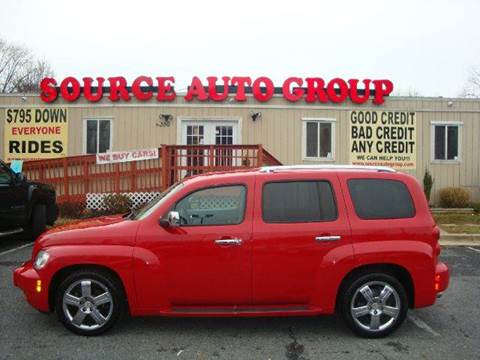 2011 Chevrolet HHR for sale at Source Auto Group in Lanham MD