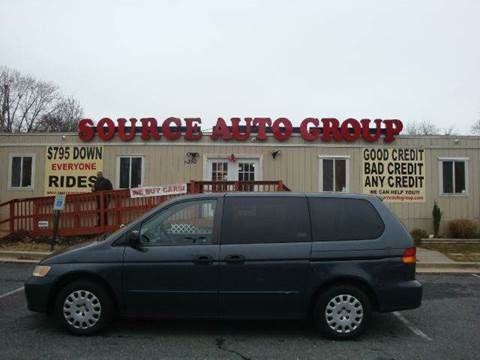 2004 Honda Odyssey for sale at Source Auto Group in Lanham MD