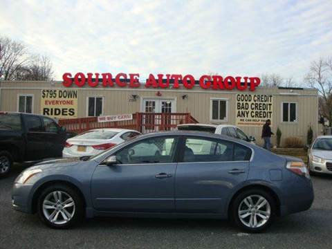 2010 Nissan Altima for sale at Source Auto Group in Lanham MD