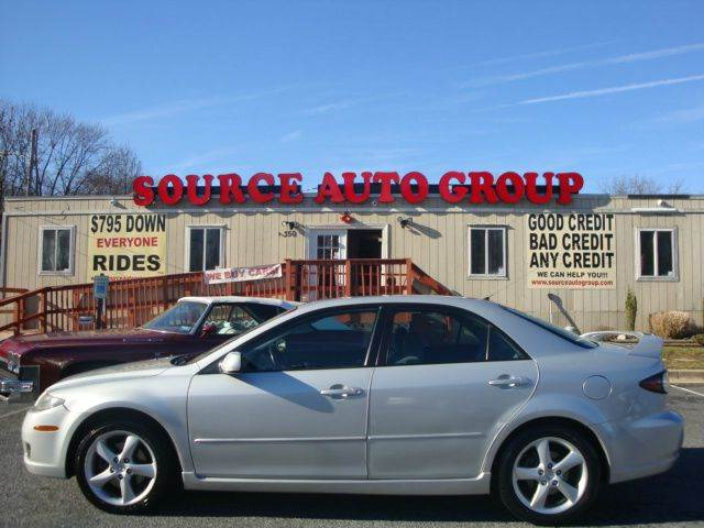 2008 Mazda MAZDA6 for sale at Source Auto Group in Lanham MD