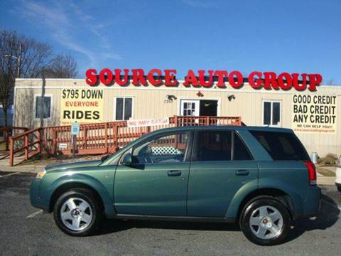 2006 Saturn Vue for sale at Source Auto Group in Lanham MD