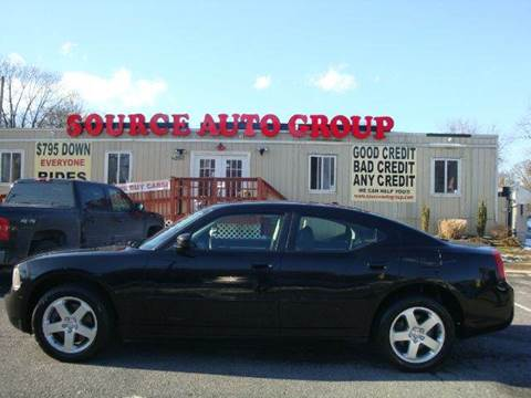 2010 Dodge Charger for sale at Source Auto Group in Lanham MD