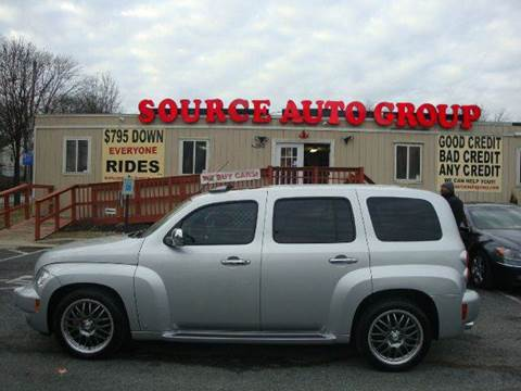 2009 Chevrolet HHR for sale at Source Auto Group in Lanham MD