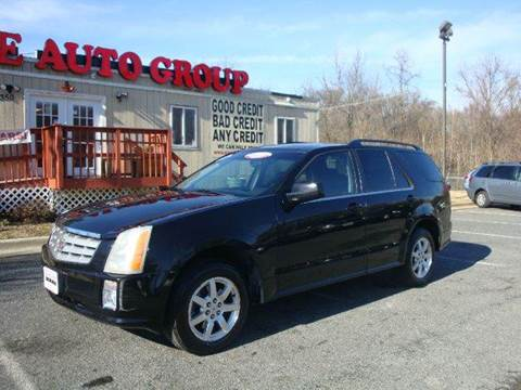 2008 Cadillac SRX for sale at Source Auto Group in Lanham MD