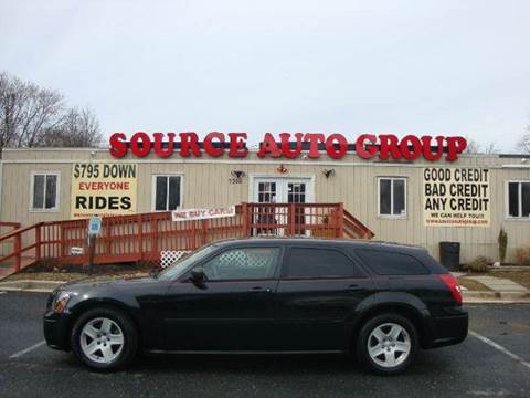2005 Dodge Magnum for sale at Source Auto Group in Lanham MD