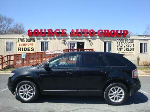2010 Ford Edge for sale at Source Auto Group in Lanham MD
