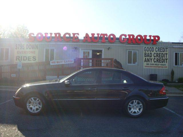 2004 Mercedes-Benz E-Class for sale at Source Auto Group in Lanham MD