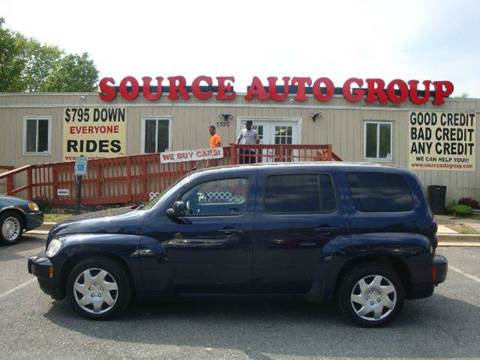 2010 Chevrolet HHR for sale at Source Auto Group in Lanham MD