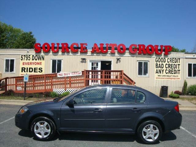2008 Chevrolet Cobalt for sale at Source Auto Group in Lanham MD