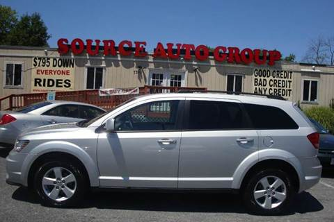 2011 Dodge Journey for sale at Source Auto Group in Lanham MD