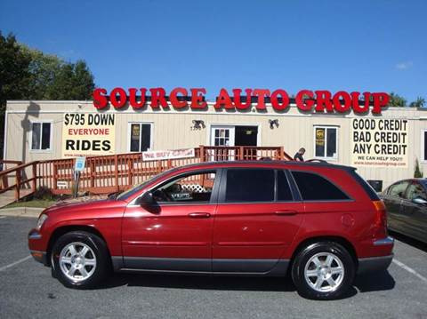 2006 Chrysler Pacifica for sale at Source Auto Group in Lanham MD