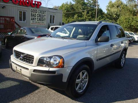 2006 Volvo XC90 for sale at Source Auto Group in Lanham MD