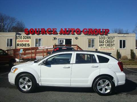 2011 Dodge Caliber for sale at Source Auto Group in Lanham MD