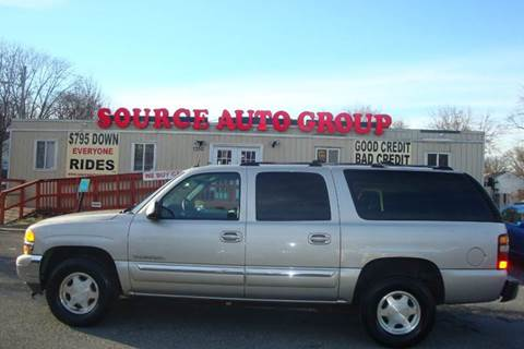 2005 GMC Yukon XL for sale at Source Auto Group in Lanham MD