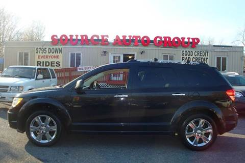 2009 Dodge Journey for sale at Source Auto Group in Lanham MD
