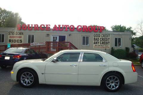 2006 Chrysler 300 for sale at Source Auto Group in Lanham MD