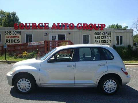 2008 Chrysler PT Cruiser for sale at Source Auto Group in Lanham MD