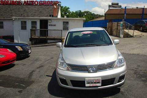 2009 Nissan Versa for sale at Source Auto Group in Lanham MD