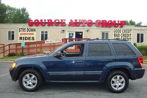 2009 Jeep Grand Cherokee for sale at Source Auto Group in Lanham MD