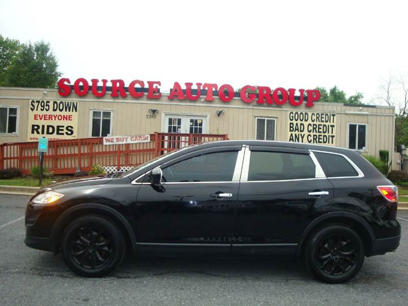 2011 Mazda CX-9 for sale at Source Auto Group in Lanham MD