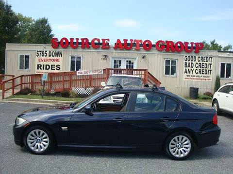 2009 BMW 3 Series for sale at Source Auto Group in Lanham MD