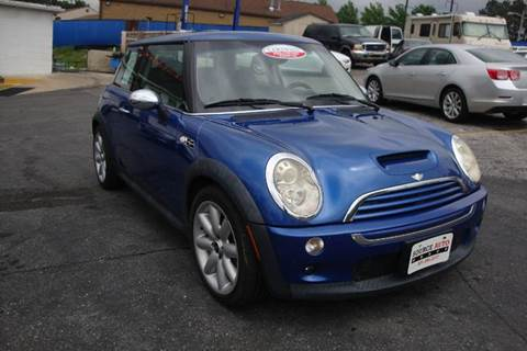 2005 MINI Cooper for sale at Source Auto Group in Lanham MD