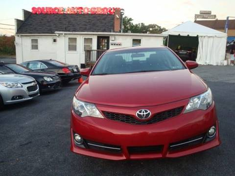 2014 Toyota Camry for sale in Lanham, MD