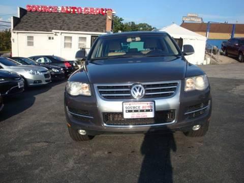 2008 Volkswagen Touareg 2 for sale in Lanham, MD