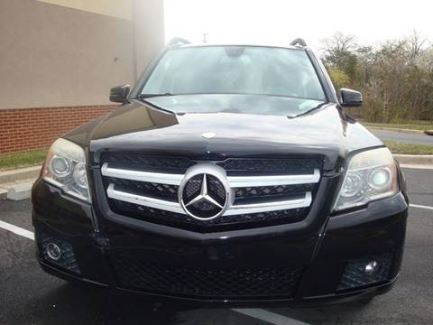 2010 Mercedes-Benz GLK for sale at Source Auto Group in Lanham MD