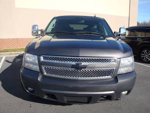 2010 Chevrolet Suburban for sale at Source Auto Group in Lanham MD