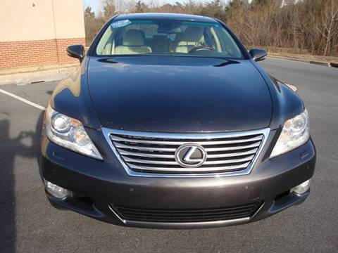 2010 Lexus LS 460 for sale at Source Auto Group in Lanham MD