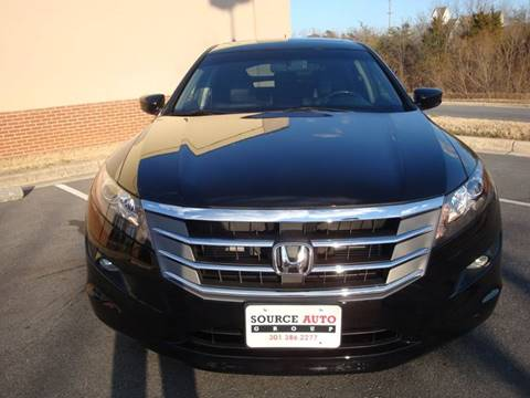 2012 Honda Crosstour for sale in Lanham, MD