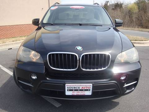 2011 BMW X5 for sale at Source Auto Group in Lanham MD