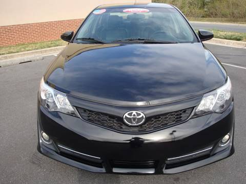 2014 Toyota Camry for sale at Source Auto Group in Lanham MD