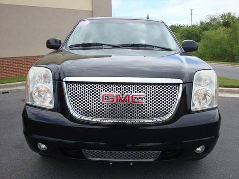 2007 GMC Yukon for sale at Source Auto Group in Lanham MD