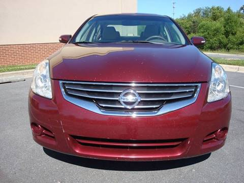 2011 Nissan Altima for sale at Source Auto Group in Lanham MD