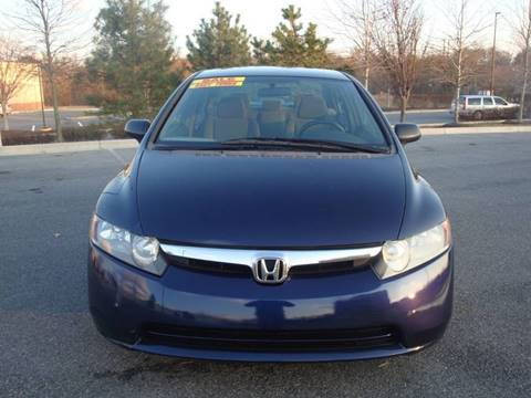 2006 Honda Civic for sale at Source Auto Group in Lanham MD