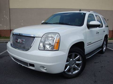 2009 GMC Yukon for sale at Source Auto Group in Lanham MD