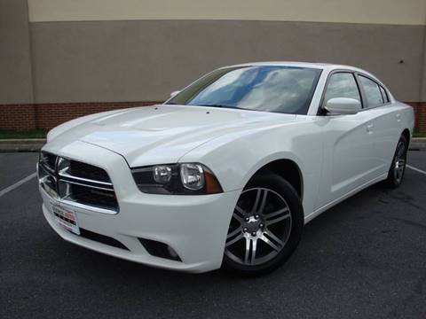 2014 Dodge Charger for sale at Source Auto Group in Lanham MD