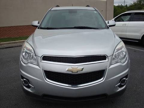 2015 Chevrolet Equinox for sale at Source Auto Group in Lanham MD