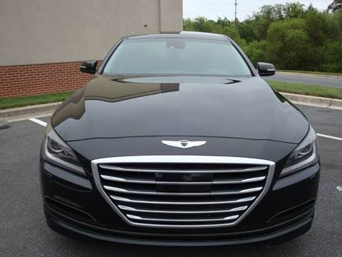 2015 Hyundai Genesis for sale at Source Auto Group in Lanham MD
