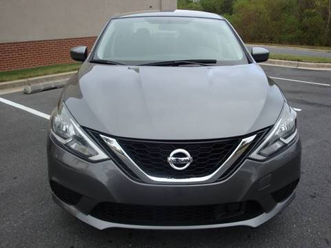 2018 Nissan Sentra for sale at Source Auto Group in Lanham MD