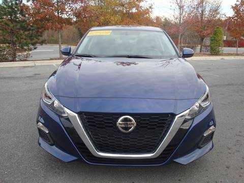 2019 Nissan Altima for sale at Source Auto Group in Lanham MD