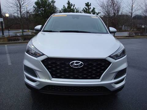 2019 Hyundai Tucson for sale at Source Auto Group in Lanham MD