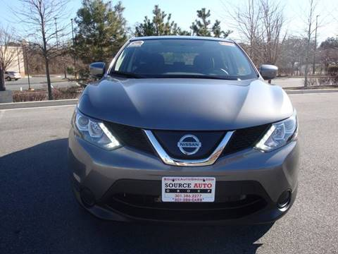 2019 Nissan Rogue Sport for sale at Source Auto Group in Lanham MD