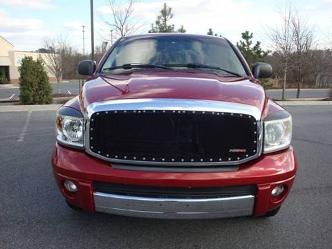 2008 Dodge Ram Pickup 1500 for sale at Source Auto Group in Lanham MD